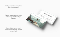 Business Cards Templates for Pages 1.2
