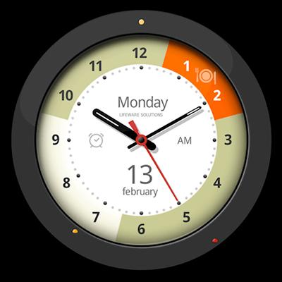 Alarm Clock Gadget Plus - Clock with Alarm and Calendar v1.9