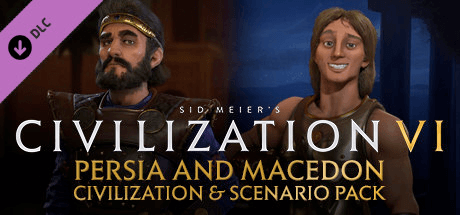 Sid Meier's Civilization® VI - Persia and Macedon Civilization & Scenario Pack (2017)