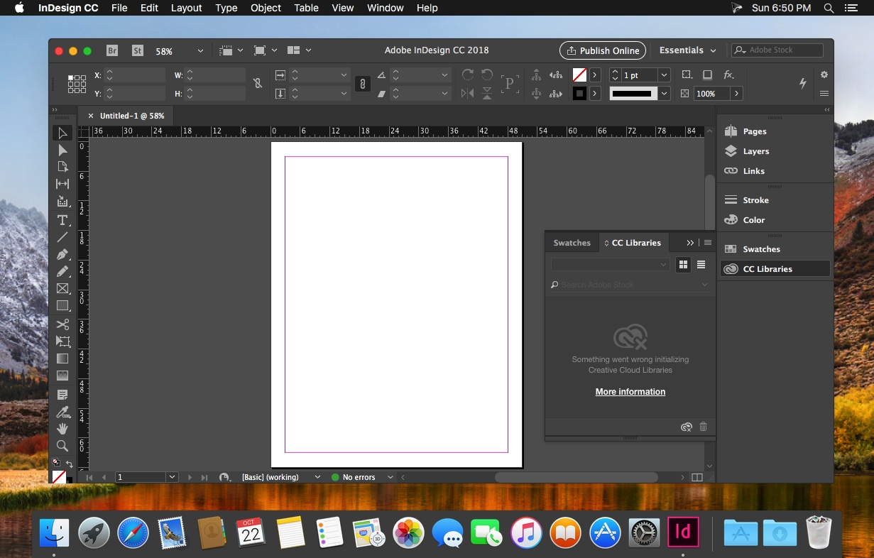 download indesign cc for mac