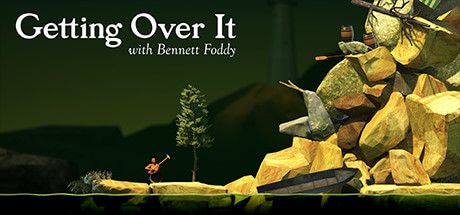 Getting Over It with Bennett Foddy (2017)