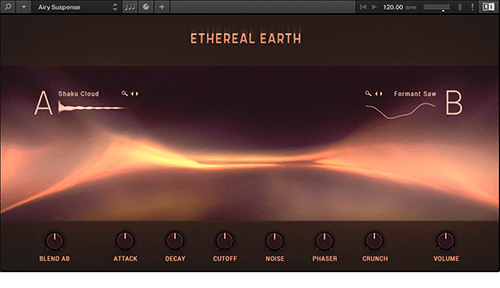 Native Instruments - Ethereal Earth 1.1.0 (KONTAKT)
