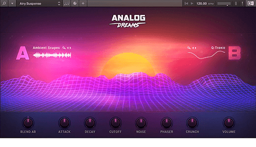 Native Instruments - Analog Dreams v1.1.0 (KONTAKT)