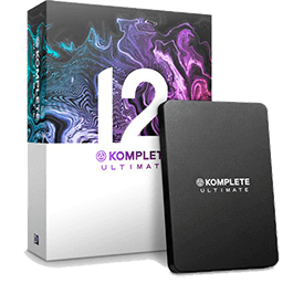 Native Instruments KOMPLETE 12 Instruments & Effects (20.01.2020)
