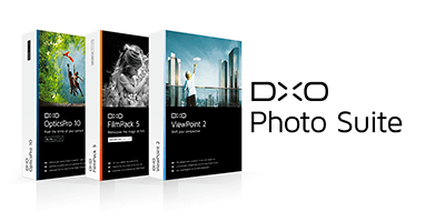 DxO Photo Software Suite (12.10.2020)