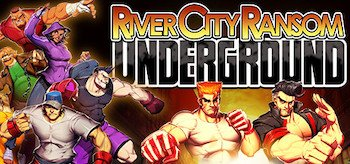 River City Ransom: Underground 1.0