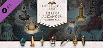 Imperator Rome Heirs Of Alexander (2021)