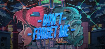 Dont Forget Me (2021)